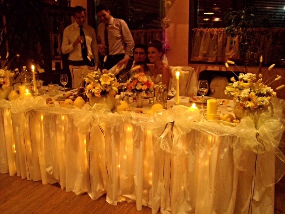 сватба есенна идилия