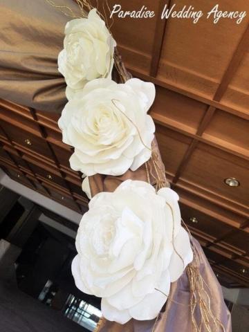 сватба в златисто
